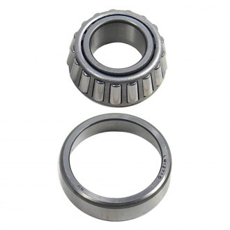 Centric® - C-TEK™ Front Wheel Bearing and Race Set