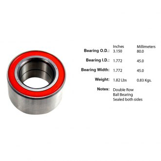 Centric® - Premium™ Wheel Bearing