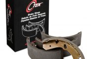 Centric® - C-Tek™ Rear Parking Brake Shoes