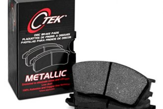 Centric® - C-Tek™ Metallic Brake Pads