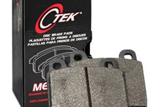 Centric® - C-Tek™ Metallic Rear Parking Brake Pads