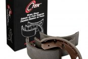 Centric® - C-Tek Parking Brake Shoes