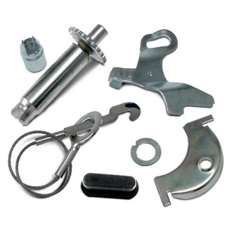 Image may not reflect your exact vehicle! Centric® - Rear Driver Side Drum Brake Self Adjuster Kit