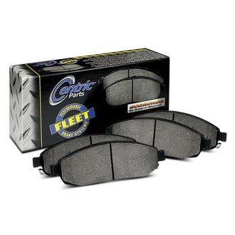 Centric® - Fleet Performance Organic Front Brake Pads