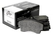 Centric® - Formula 100 Series OEM Front Brake Pads
