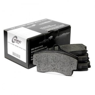 Centric® - Formula 100 Series™ OEM Semi-Metallic Front Disc Brake Pads