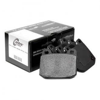 Centric® - Formula 100 Series OEM Rear Parking Brake Pads