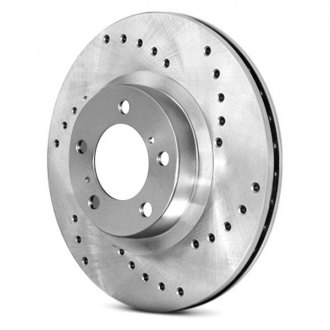 Centric® - C-Tek™ Standard Drilled Rotor