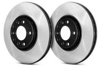 Centric® - Premium Power Alloy Brake Rotor