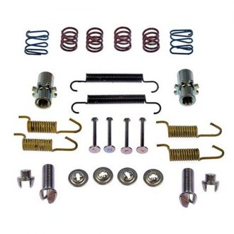 Centric® - Rear Parking Brake Hardware Kit