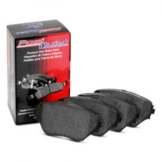 Centric® - Posi Quiet™ Extended Wear Semi-Metallic Disc Brake Pads