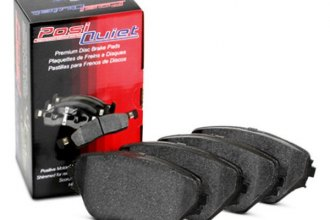 Centric® - Posi Quiet™ Extended Wear Brake Pads
