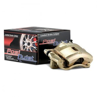 Centric® - Posi Quiet™ Loaded Rear Brake Caliper