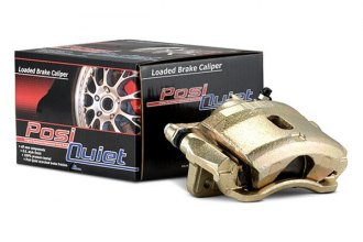 Centric® - Posi Quiet™ Remanufactured Loaded Brake Caliper