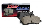 Image may not reflect your exact vehicle! Centric® - Posi Quiet™ Premium Ceramic Front Brake Pads