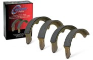 Centric® - Premium Rear Parking Brake Shoes