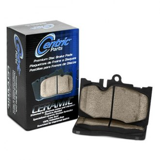 Image may not reflect your exact vehicle! Centric® - Premium Ceramic Front Brake Pads
