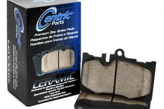 Centric® - Premium Ceramic Rear Brake Pads