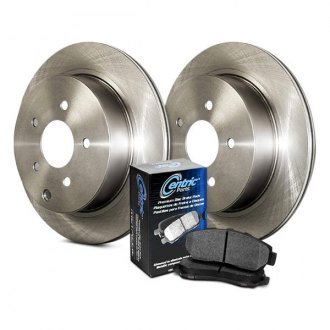 Centric® - Preferred Plain Brake Kit