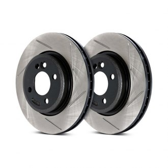 Centric® - SportStop Slotted Brake Rotors