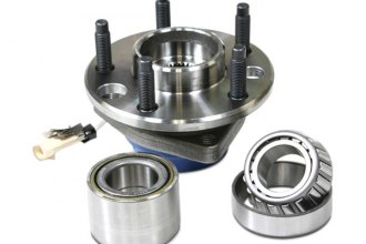 Centric® - C-Tek™ Non-Driven Rear Wheel Hub Assembly