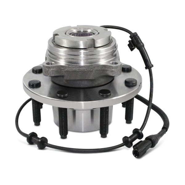 Image May Not Reflect Your Exact Vehicle! Centric® - Driven Wheel Hub Assembly