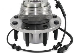 Centric® - Driven Front Wheel Hub Assembly