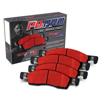 Centric® - Posi Quiet Pro™ Ceramic Disc Brake Pads