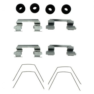 Centric® - Front Disc Brake Hardware Kit