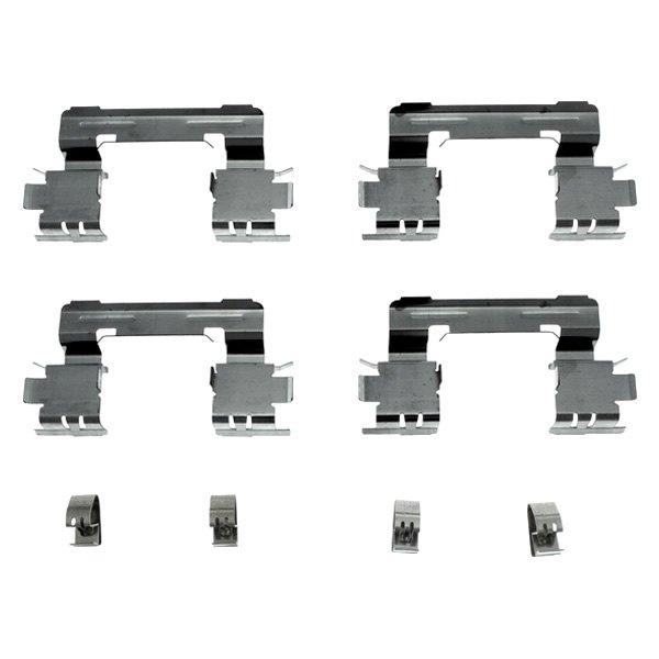 Disc Brake Hardware Kit Front Centric 117.44081