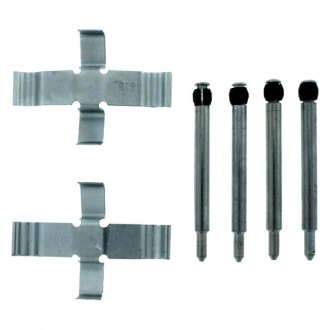 Centric® - Rear Disc Brake Hardware Kit