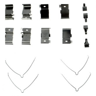 Centric® - Disc Brake Hardware Kit