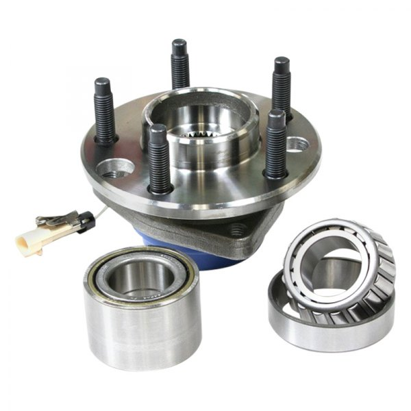 Image may not reflect your exact vehicle! Centric® - Front Wheel Bearing and Hub Assembly