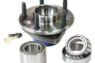 Centric® - C-Tek™ Standard Front Wheel Bearing and Hub Assembly