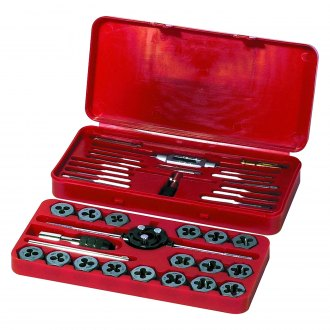 century drill u0026 tool metric tap and die set