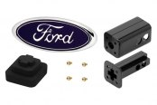CEQUENT� - Ford Logo Tube Cover for 2 Receivers
