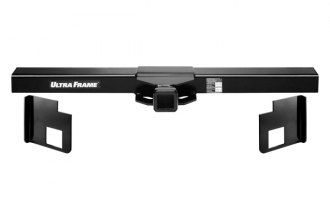 DRAW-TITE® - Ultra Frame Trailer Hitch with 2 Receiver, 44 Length, 7 Side Bracket