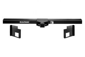 DRAW-TITE® - Ultra Frame Trailer Hitch with 2 Receiver, 62 Length, 7 Side Bracket