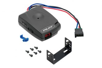 Pro Series® 80550 - Brake Control (For 1 to 3 Axle Trailers)