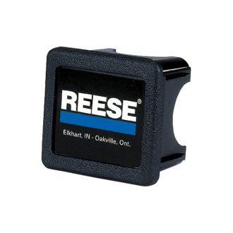 "Reese® - 2"" Plastic Receiver Tube Cover"