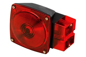 WESBAR® - 80 Series 7-Function Over 80 Combination Right/Curbside Tail Light