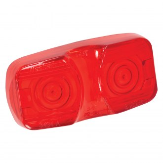 Wesbar® - Red Clearance Light Lens