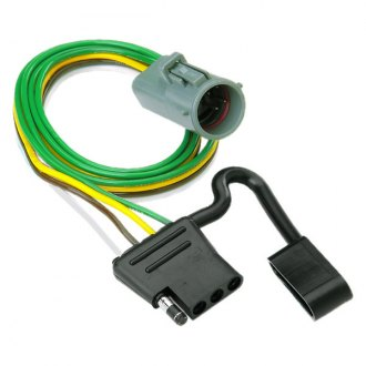 Tow Ready® - 4-Flat Replacement OEM Tow Package Wiring Harness