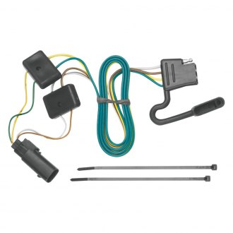 2012 ford escape hitch wiring harnesses  adapters  connectors 2012 ford escape trailer hitch wiring harness 2012 ford escape trailer wiring diagram