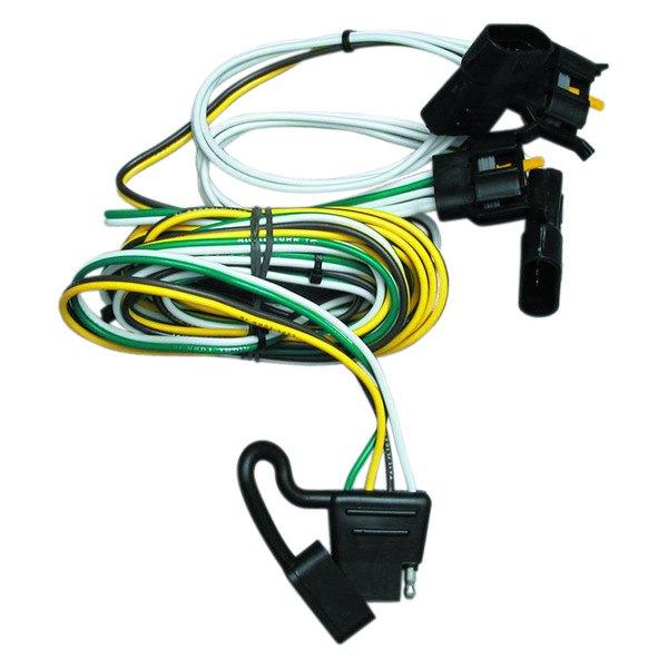 Trailer Wiring Harness For Ford Ranger : Tekonsha ford ranger  towing wiring harness