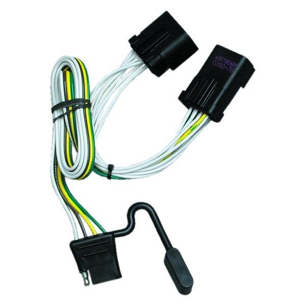 2008 jeep wiring harness tekonsha® - jeep liberty 2008 towing wiring harness