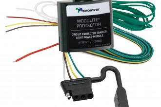 Tow Ready® - ModuLite™ Protector with Integrated Circuit Protection