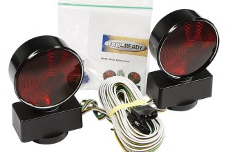 Tow Ready® - Tow Light Kit with 2 Magnetic Base Lights and Leads