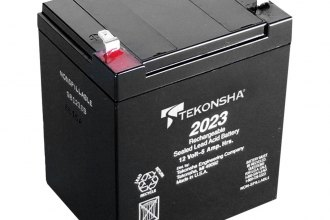 Tekonsha® - Shur-Set III™ 12V 5 Ah Sealed Lead Acid Battery