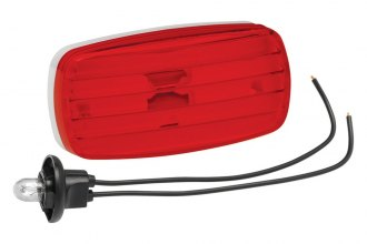 Bargman® - 58 Series Red Clearance Light